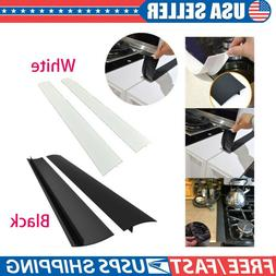 1/2/4x Silicone Kitchen Stove Counter Gap Cover Long Wide Ga
