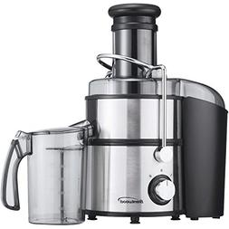 1 - Juice Extractor, 800W , Stainless steel body , Advanced