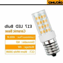 DiCUNO E17 LED Appliance Bulb Microwave Oven Stovetop Light