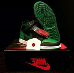 "AIR JORDAN 1 RETRO HIGH OG ""PINE GREEN BLACK"" 2020 RELEASE 5"