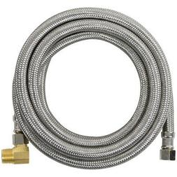 Certified Appliance DW120SSBL Braided Dishwasher Connector w