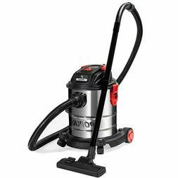 3-in-1 Portable Wet Dry 1000W Blower Shop Vacuum 5-Gallon 5.