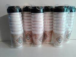 16 oz Dart Cafe Disposable To Go Hot/Cold Coffee Cups w/Sip