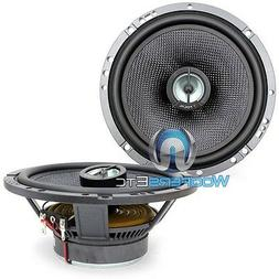 pkg Focal 165A1 6.5 120W RMS 2 Way Component Speakers System