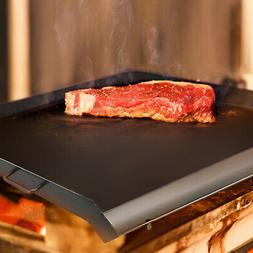 """18"""" x 16"""" Stainless Steel Griddle Flat Top Grill Griddle For"""