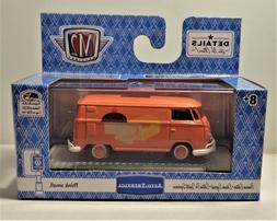 M2 Machines 1960 VW Delivery Van USA Model VW06 Bread