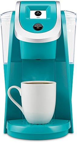 Keurig 2.0 K250 Turquoise Brewing System One Size Turquoise