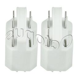 2 Pack IC102 Refrigerator Relay Fits Frigidaire Supco 530300