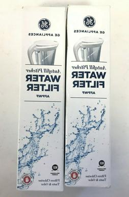 2 Pack of GE Appliances Water Filter AFPWF New in Box with F