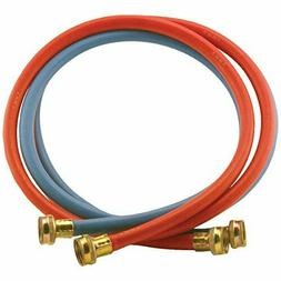 Certified Appliance Accessories 2 Pk Red/Blue Epdm Washing M