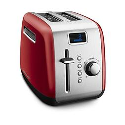 KitchenAid 2 Slice Toaster w/ Manual High Lift Lever Digital