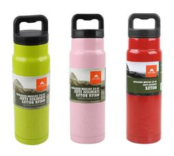 Ozark Trail 24 oz Double Wall Stainless Steel Water Bottle F