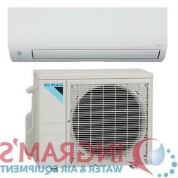 9k BTU 19 SEER Daikin Ductless Air Conditioner Split System