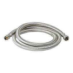 Everflow Supplies 2662-NL Lead Free Stainless Steel Braided