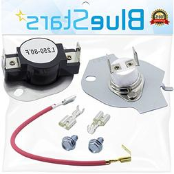 279816 Dryer Thermostat Kit Replacement by Blue Stars - Exac