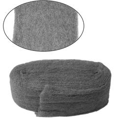 3.3m 0000 Steel Wire Wool Grinding Polishing Cleaning Remove