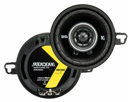 3.5-inch Car Sound Coaxial Speakers Drive Music Fan Usb CD Q