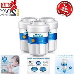 3 Pack WMF Water Filter For Refrigerator GE Profile Best Val