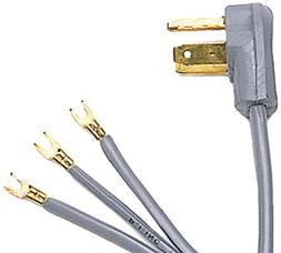 Certified Appliance Accessories 3-Wire Open-Eyelet 30-Amp Dr