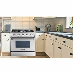 THOR KITCHEN 30'' Electric Convection Oven Gas Range DUAL FU