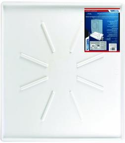 35Od X 31 White Washing Machine Drain Pan For Front-Loading