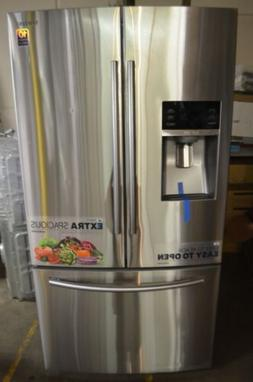 "Samsung 36"" Stainless Steel French Door Refrigerator RF28HFE"