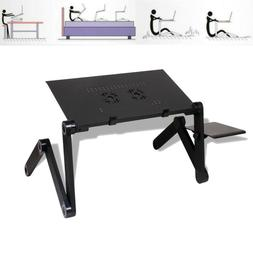 360° Foldable Adjustable Laptop notebook Table Stand desk T