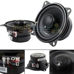 "4"" 2 Way Coaxial Speakers 250 Watts Max Orion XTR40.2 Car Au"