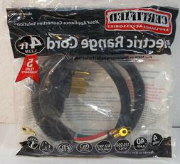 4 electric range power supply cord 4