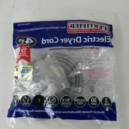 Certified Appliance Accessories 4 foot 3 wire 30 amp 125/250