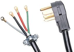 Certified Appliance Accessories 4-Wire Closed-Eyelet 40-Amp