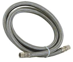 Eastman 48392 Ice Maker Connector, 1/4-Inch Comp X 1/4-Inch