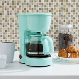 5-Cup 700W Coffee Maker & Pot Energy Saving Electric Kitchen