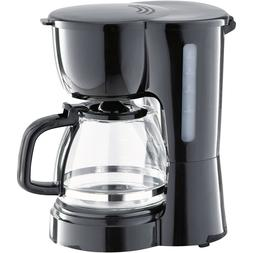 5-Cup 700W Coffee Maker & Pot, Black Energy Saving Electric
