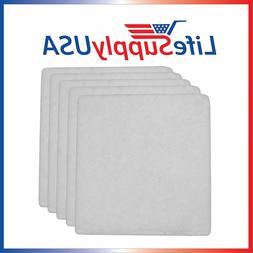 5 Pack LifeSupplyUSA Pre-Filter Pads designed to fit IQ Air