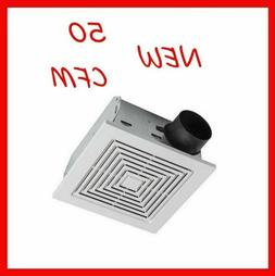50 Cfm Broan Ventilation Fan Bathroom Exhaust Celing Vent Ho