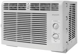 5000 BTU Window-Mounted Mini-Compact Air Conditioner with Me