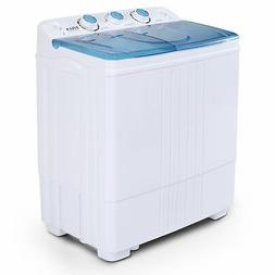 5KG Compact HD Mini Dual Washing Machine Spin & Dryer Twin T