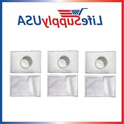6 Pack Replacement Filters for Electrolux Aerus Hi-Tech 2100