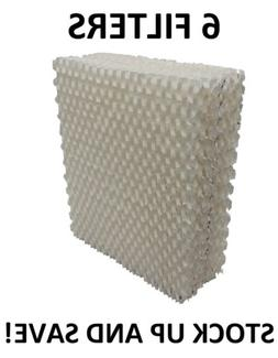 6 Replacement AirCare 1043 Paper Wick Humidifier Filters 10.