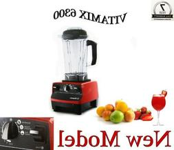 Vitamix 6300: Featuring 3 Pre-Programmed Settings, Variable