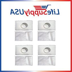 8 Pack Replacement Filters for Electrolux Aerus Hi-Tech 2100