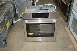 "Bosch 800 HBN8451UC 27"" Stainless Single Electric Wall Oven"