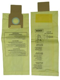 9 Kenmore Sears 50688/50690 U Vacuum Bags, Upright, Canister