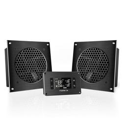AC Infinity AIRPLATE T8 PRO, Quiet Cooling Dual-Fan System 6