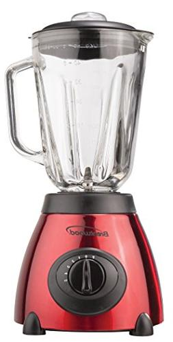 Brentwood+Appliances JB-810 Classic Stainless Steel Blender,