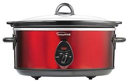 Brentwood Appliances SC-150R 6.5 Quart Slow Cooker ), 14.40i