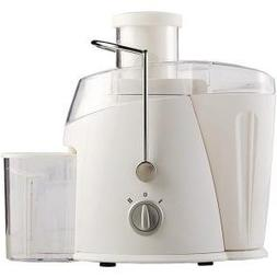 Brentwood Jc-452W Juice Extractor, 400 Watts, White