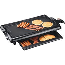 Brentwood  TS-840  Non-Stick  Electric  Griddle  with  Drip