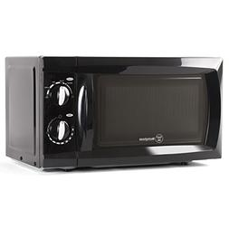 Counter Top Rotary Microwave Oven 0.6 Cubic Feet, 600 Watt,